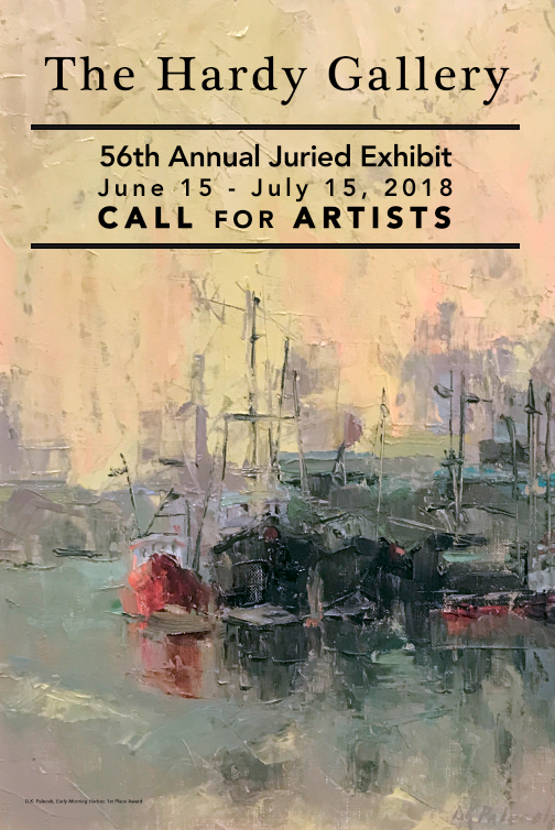 56th Annual Juried Exhibit Prospectus